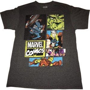 Vintage Style Marvel T-shirt
